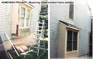 Handyman projects montgomery co md handyman services - Bathroom remodeling montgomery county md ...