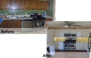 Kitchen Remodeling Clarksburg MD