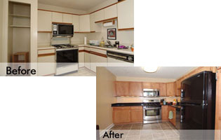Kitchen Remodeling Potomac MD