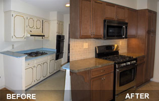 Kitchen Remodeling Montgomery Co MD